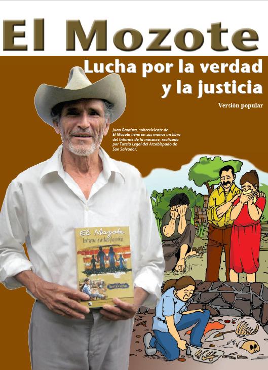 El Mozote, lucha por la verdad y la justicia